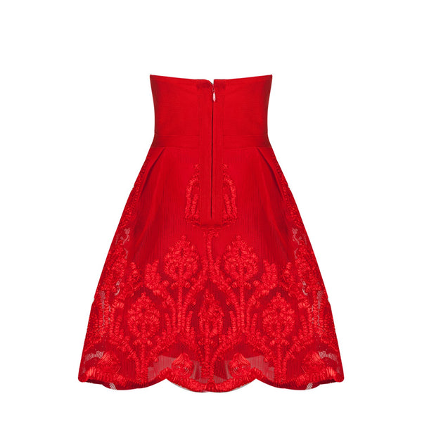 Valentines Day Midi Lace Dress shop sexy dresses collections