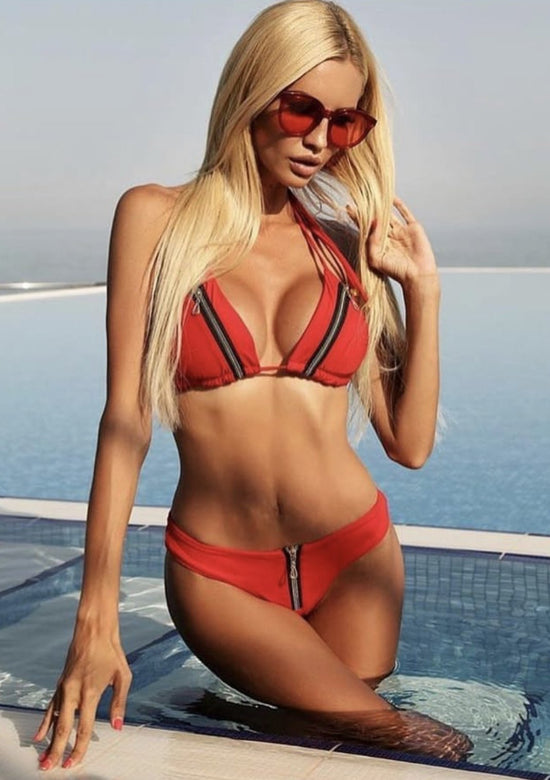 Dubai Summer 2019 Fashion Bikini
