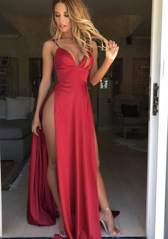Call me Lolita Sexy Cut Maxi dress