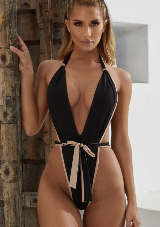 Marta High Rise Thong Sexiest Swimsuit