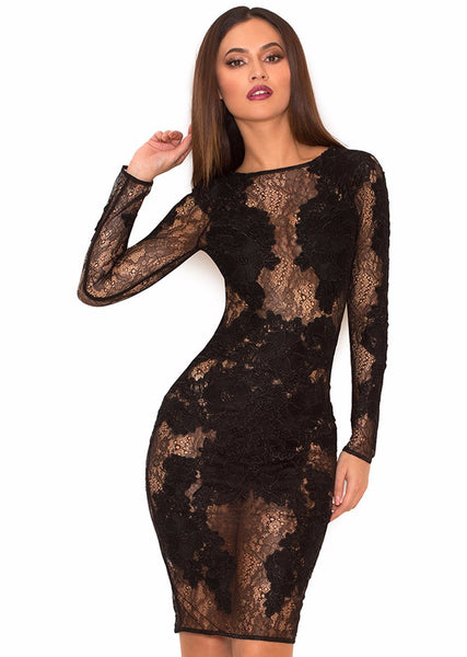 9e66a489c25 lace bandage dress Fashion Miami Styles Sexy Hot Bandage Dresses
