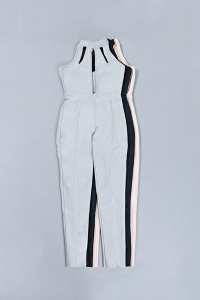 Bandage Jumpsuit Celebrity