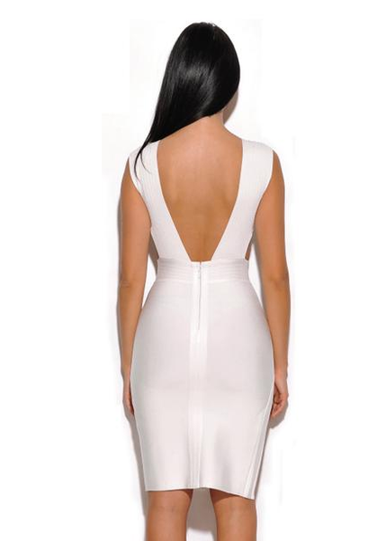 Perla Cut out bodycon celbrity dress