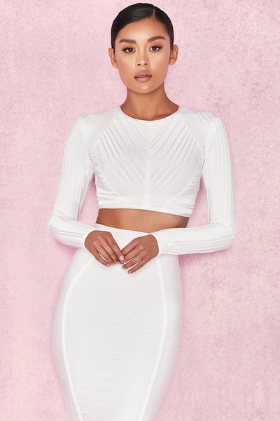 Sorcha Two Piece Glam Sexy Pencil Skirt