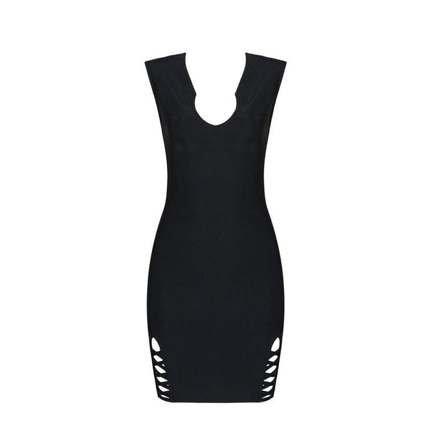 Bodycon dress Celebrity style dress Miami Style Designer hot dresses