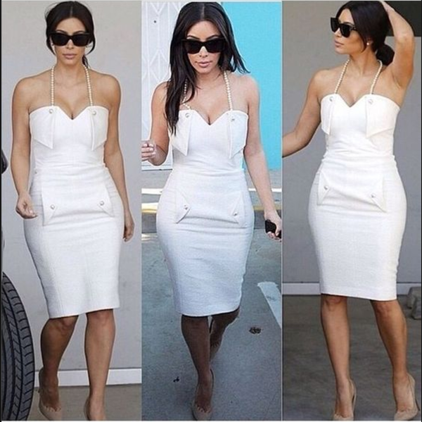 Kim Celebrity Hot Style