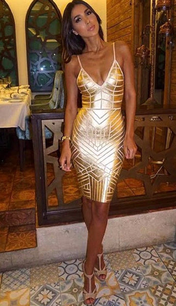 Bodycon leather effect Bandage Dress Womens clothing Fashion miami styles