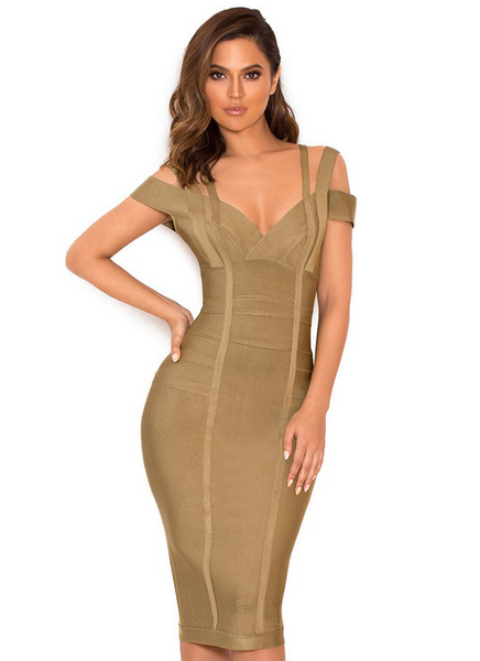 Glamour Bandage Dress Styles
