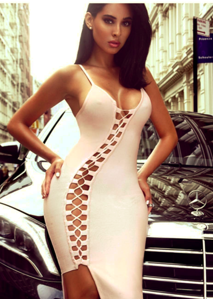 Miami Styles Bandage Dress | Fashion Miami Styles