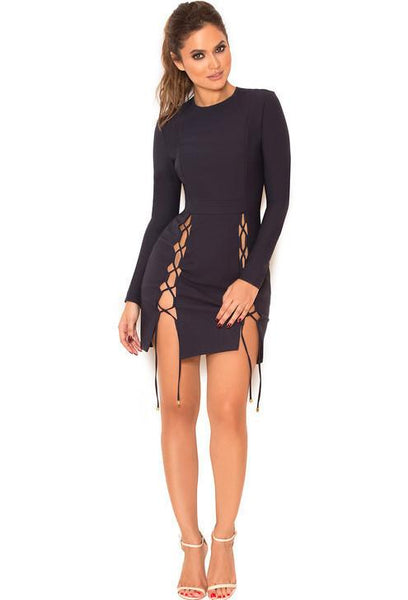 Up Sexy Bodycon Dress