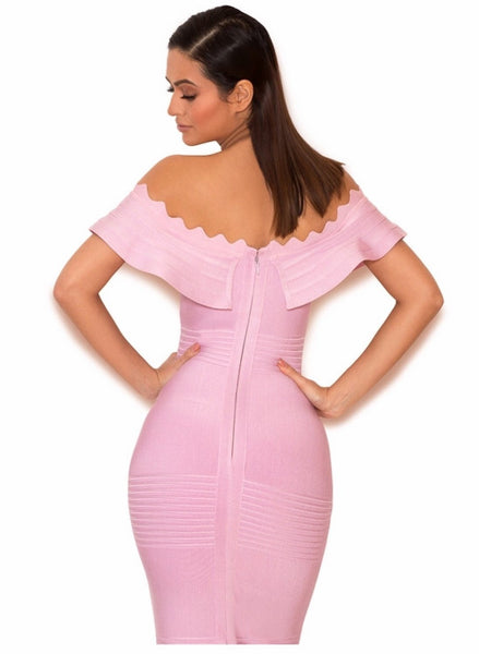 Bandage  Bodycon dress Body con dresses Celebrity Style sexy dress