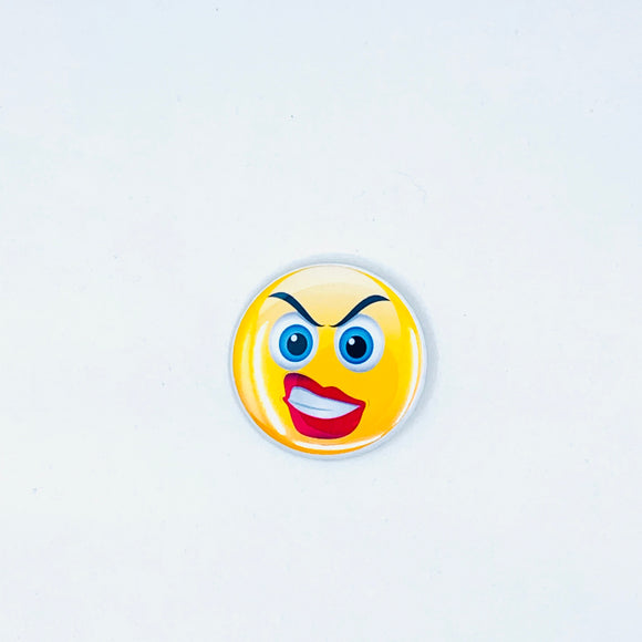 Button Pin - Emoji