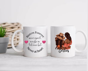 "BAB - ""Besties""  Coffee/Tea Mug"