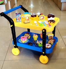 Foods Game Trolley
