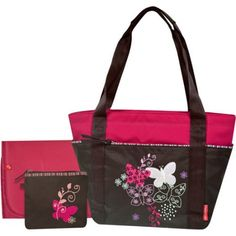 Diaper Bag Butterfly