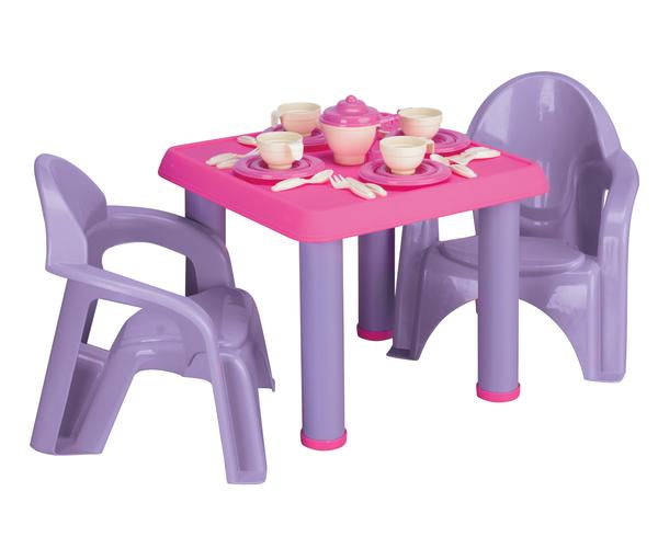 28pc Tea Party Set