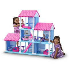 Doll House Tri-Level