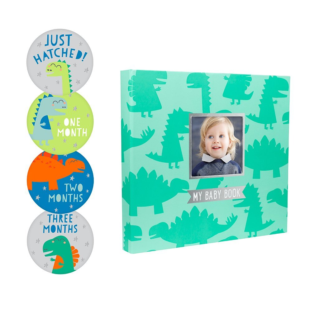 Baby's Memory Book & Stickers