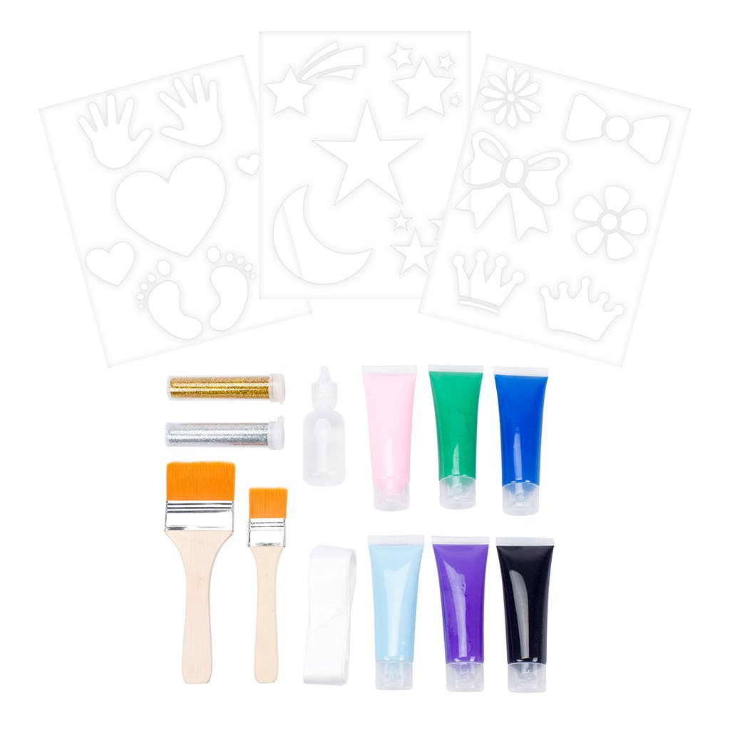 Belly Casting Decorating  Kit