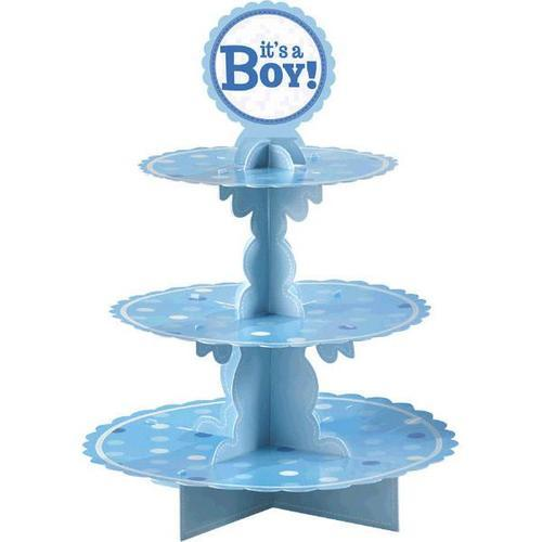 Baby Boy Treat Stand