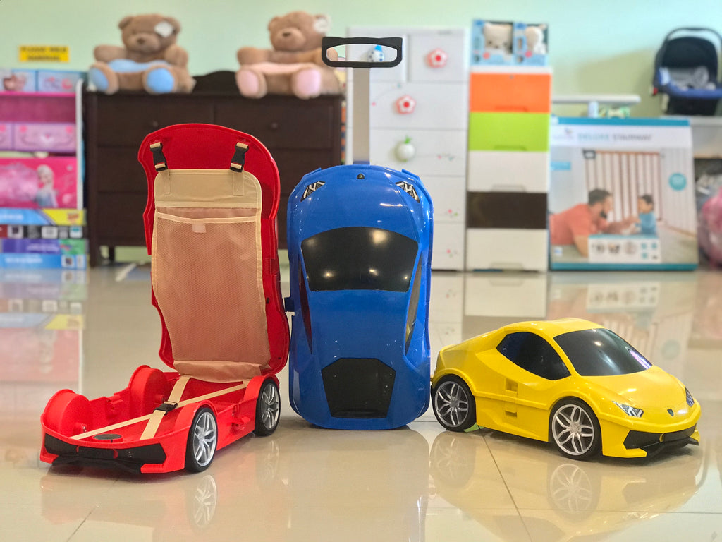 Travel Case Car Design