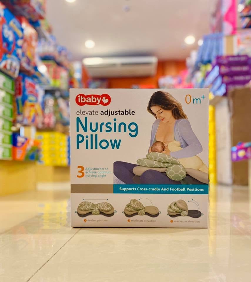 Nursing Pillow-multi level