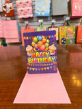 Gift Card Happy B-day