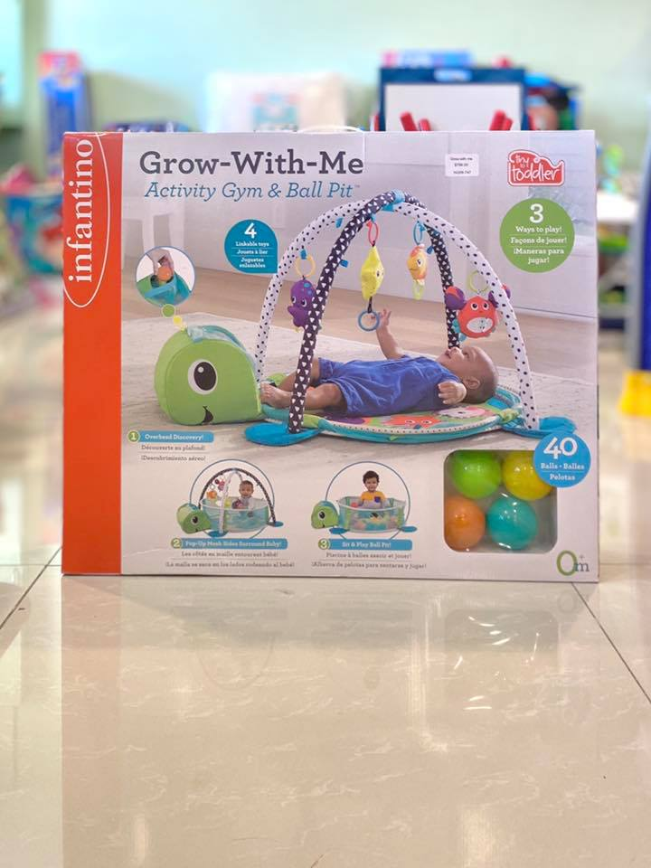 Grow with me Activity