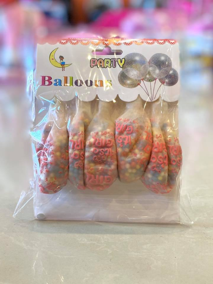Party Balloon Confetti 5pk