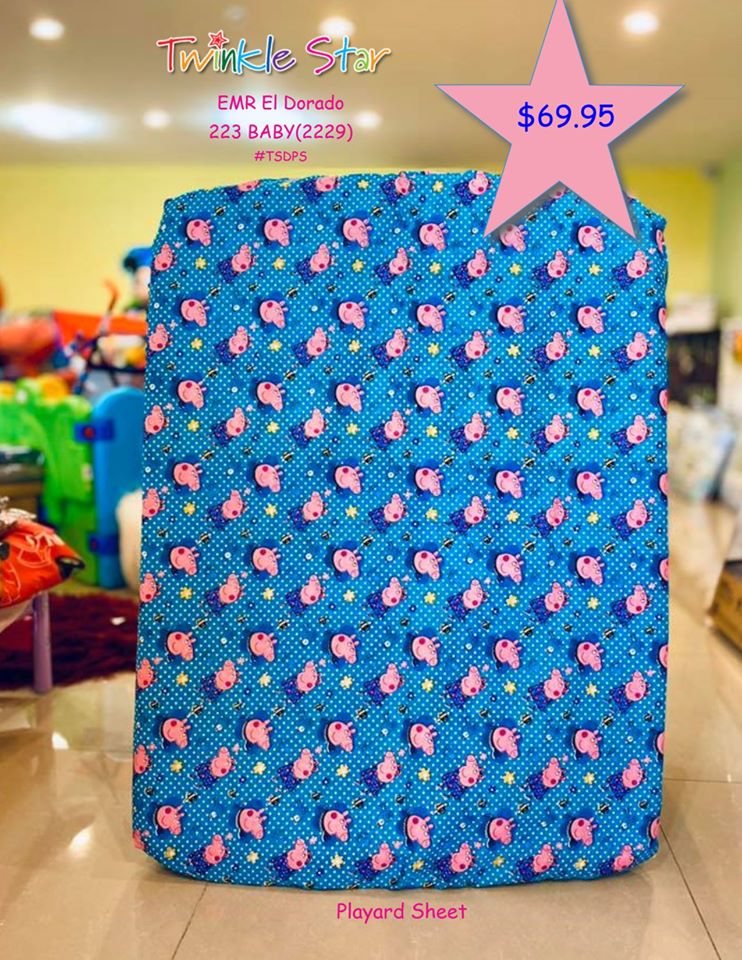 TS Disney Playard Sheet 44x37