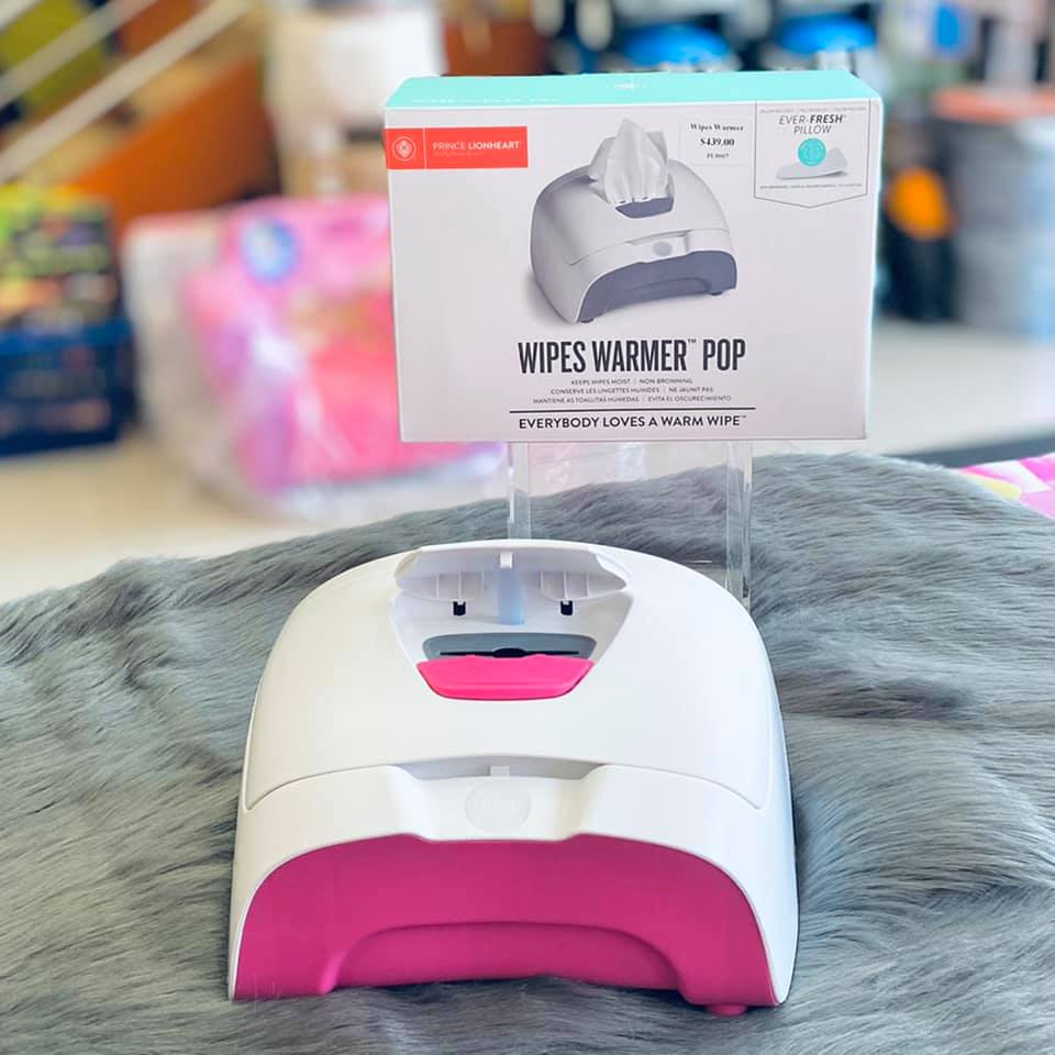 Wipes Warmer Pop Pink