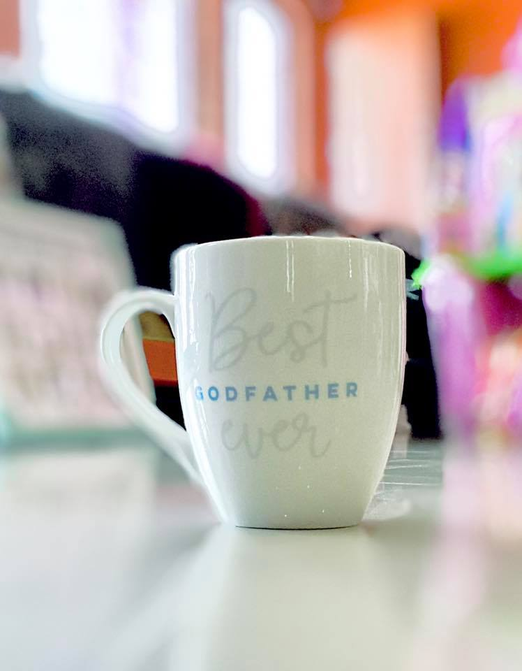 Best Godfather Ever Mug
