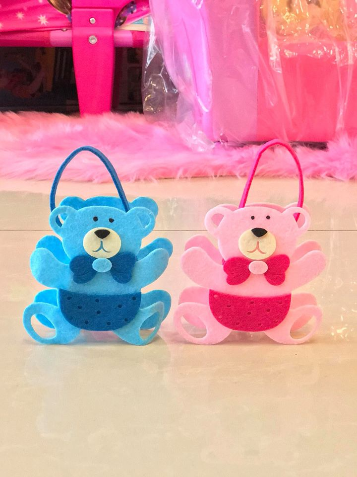 Baby Shower Trinket Bag