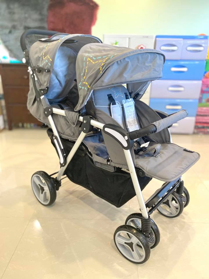 Stroller- NB to Toddler