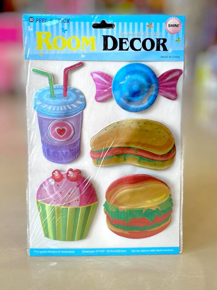 Room Decor-Peel & Stick