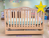 Crib-Solano 4in1 4 draw-Nude