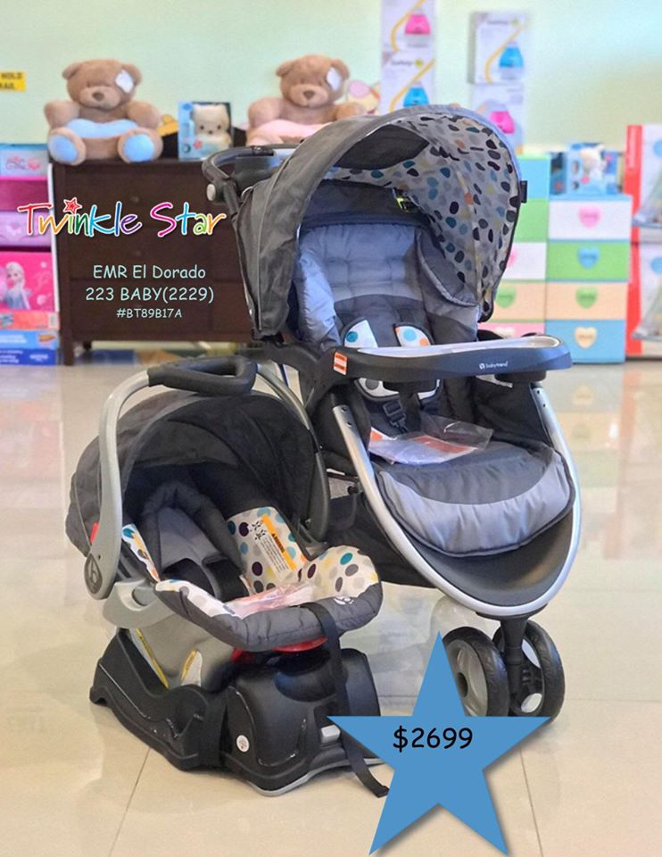 Travel System-Skyview-Ions