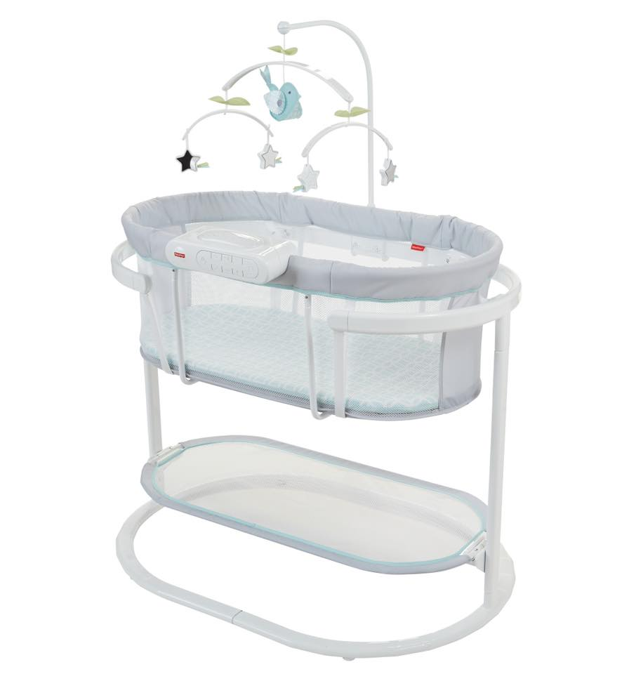 Bassinet-Soothing Motions