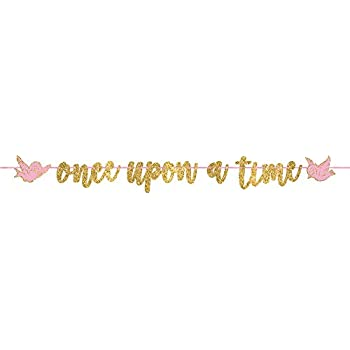 Letter Banner-Once Upon a Time