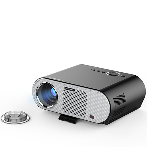 ZEN 5 HD Wireless LED PROJECTOR