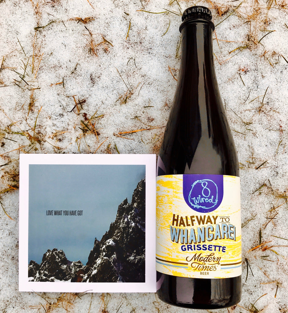A Gallantry Beer Pair: Love What You Have Got + Halfway to Whangarei