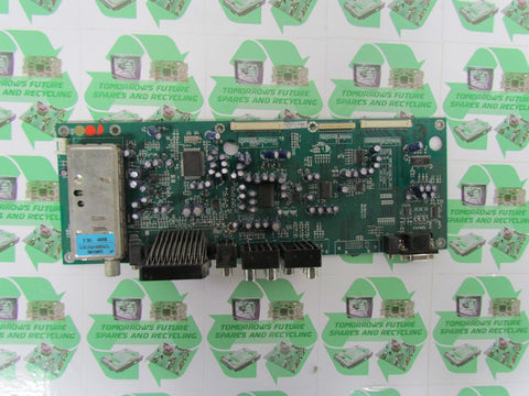 MAIN AV BOARD DPPB-10202E DML-4126WX_PAL_JACK - DMTECH DML-4126WD - Express TV Parts UK
