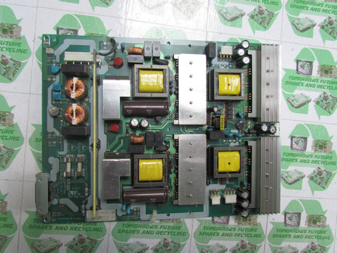 POWER SUPPLY BOARD PSU PCPF0028-1 - SHARP LC-37HV4E - Express TV Parts UK