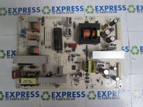POWER SUPPLY BOARD PSU 715G3553-P01-000-001U - Express TV Parts UK