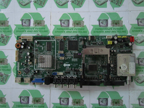 MAIN AV BOARD B.LT918C (8334) - UMC X26/29B-GB-TCD-UK