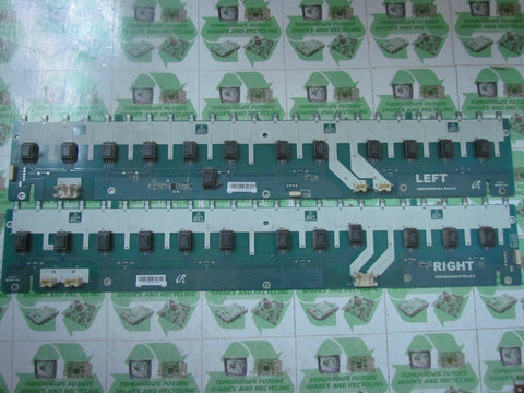 INVERTER BOARD SSB460HA24-R+SSB460HA24-L REV0.4 - SONY KDL-46X3000 - Express TV Parts UK