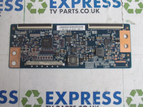 TCON BOARD 5550T10C06 - SHARP LC-50LD266K - Express TV Parts UK