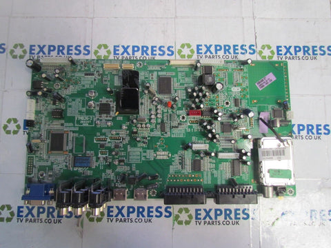 MAIN AV BOARD 17MB26-2 V.1 (260207) - HITACHI L37V01UA - Express TV Parts UK