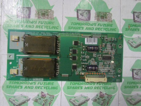 INVERTER BOARD 6632L-0550A - TECHNIKA LCD26-229 - Express TV Parts UK