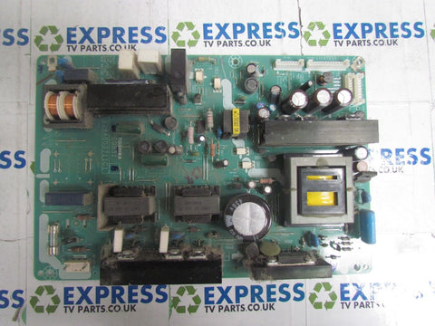 POWER SUPPLY BOARD PSU V28A000711C1 - TOSHIBA 32CV505D - Express TV Parts UK
